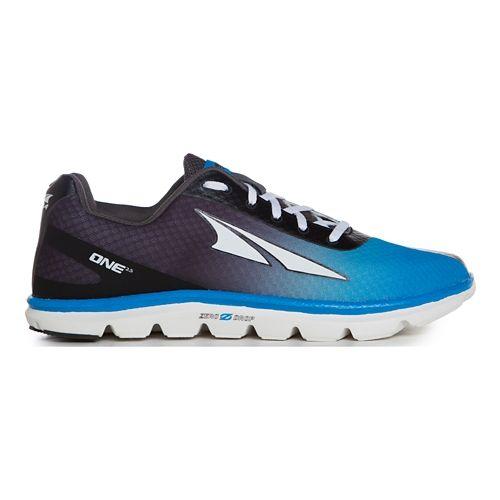 Mens Altra One 2.5 Running Shoe - Midnight Blue 11