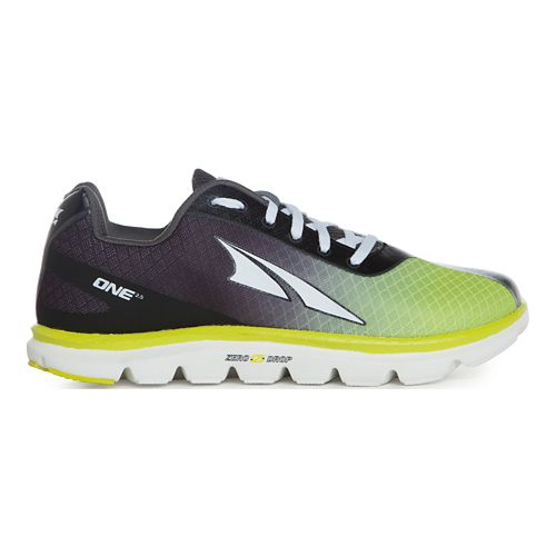 Mens Altra One 2.5 Running Shoe - Hornet 9