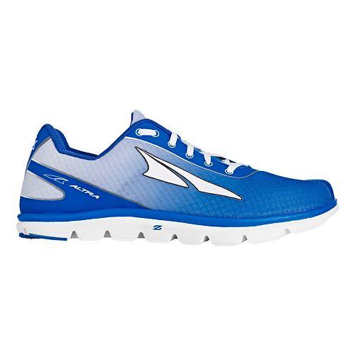 Mens Altra One 2.5 Running Shoe - Blue 10.5