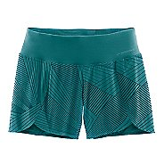 Womens Brooks Racey 7 Lined Shorts