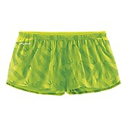 Womens Brooks Racey 2.5 Splits Shorts