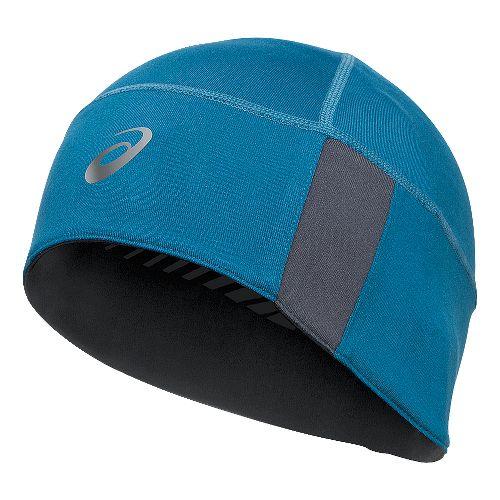 ASICS Thermal 2-N-1Beanie Headwear - Mosaic Blue