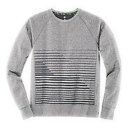 Mens Brooks Joyride Sweatshirt Long Sleeve Technical Tops