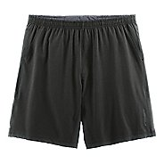 Mens Brooks Rush 9 Unlined Shorts