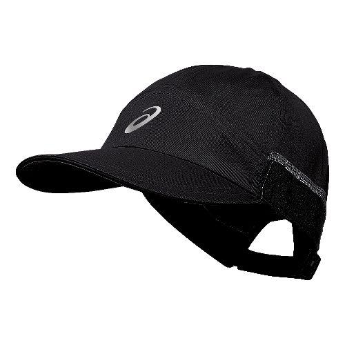 ASICS Lite-Show Run Cap Headwear - Black