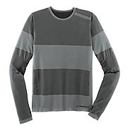 Mens Brooks Streaker Long Sleeve Technical Tops