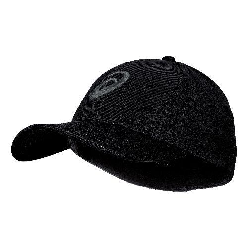 ASICS Activated Cap Headwear - Black M/L