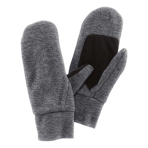 Brooks Joyride Mitten Handwear - Heather Black S