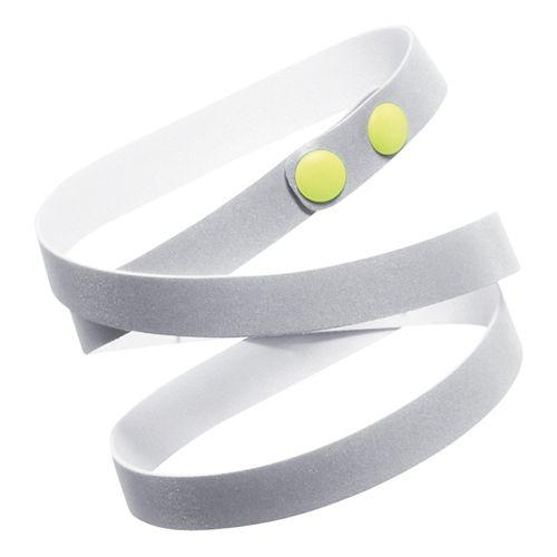 Brooks Bolt Bracelet Handwear - Reflective Silver