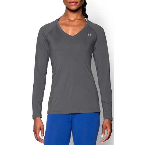 Women's Under Armour�HeatGear Armour Mesh Solid Longsleeve