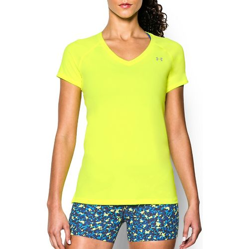 Women's Under Armour�HeatGear Armour Mesh V-Neck
