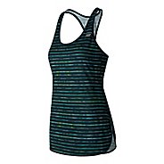 Womens New Balance Accelerate Tunic Graphic Sleeveless & Tank Technical Tops