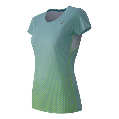 Women's New Balance�Accelerate Short Sleeve Graphic
