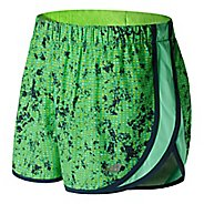 Womens New Balance Accelerate 2.5'' Printed Lined Shorts