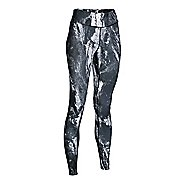 Womens Under Armour HeatGear Printed Legging Full Length Tights
