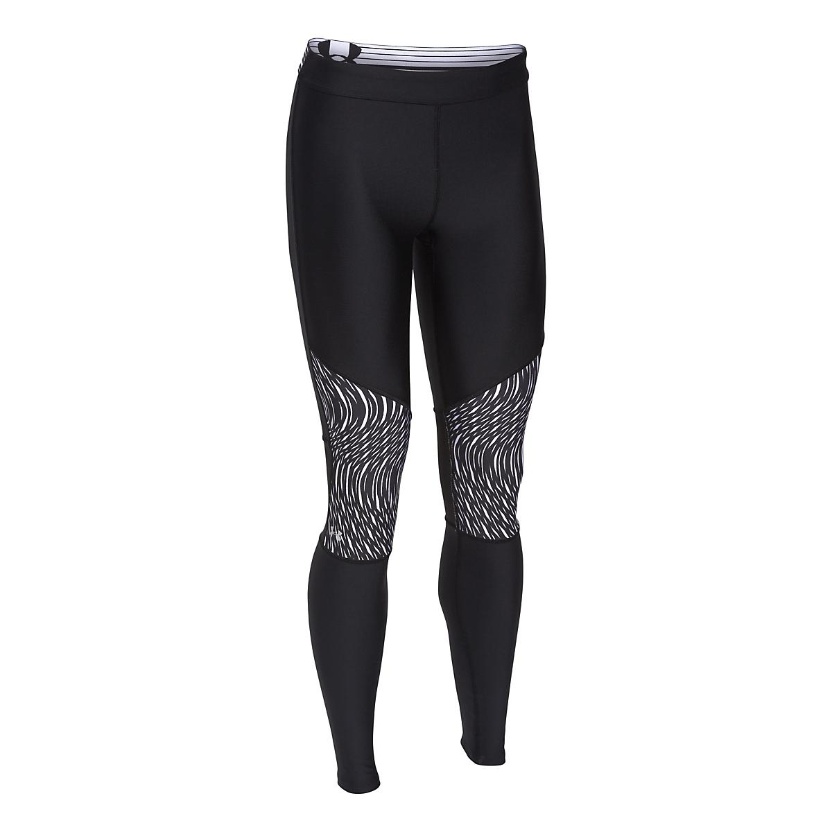 Women's Under Armour�HeatGear Armour Print Inset Legging