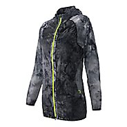 Womens New Balance Woven Packable Lightweight Jackets