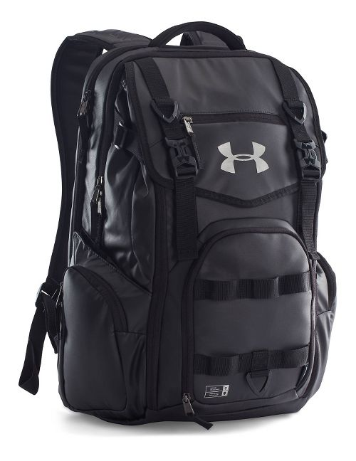 Under Armour Coalition Backpack Bags - Black/Steel