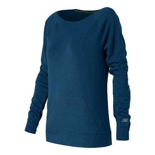 Women's New Balance�Bonded Scuba Pullover