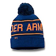 Mens Under Armour Retro Pom 2.0 Beanie Headwear