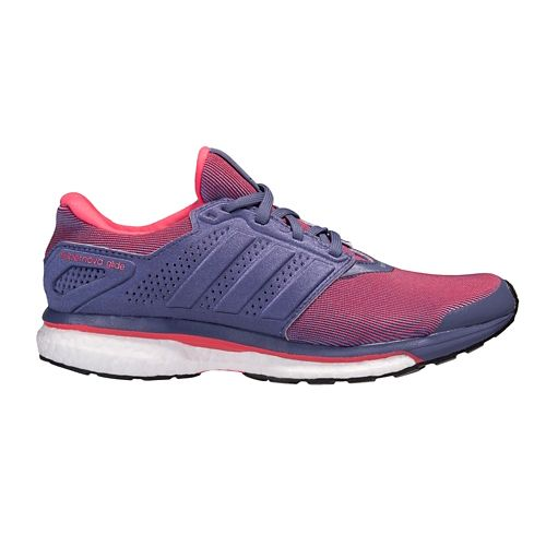 Womens adidas Supernova Glide 8 Running Shoe - Purple 10