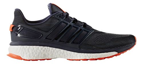 Mens adidas Energy Boost 3 Running Shoe - Navy/Red 9.5