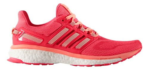 Womens adidas Energy Boost 3 Running Shoe - Sun Glow/Pink 6