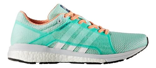 Womens adidas Adizero Tempo 8 SSF Running Shoe - Easy Green/White 9