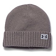Mens Under Armour Performance Wool Beanie Headwear