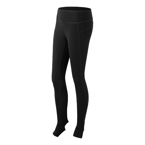 Womens New Balance Studio Tights & Leggings - Black M