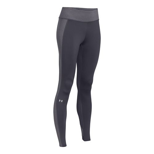 Women's Under Armour�ColdGear Stripe Inset Legging