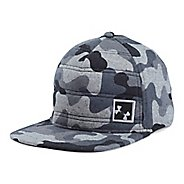 Mens Under Armour Quilted Snap Back Cap Headwear