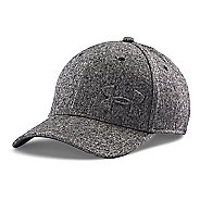 Mens Under Armour Wool Low Crown Cap Headwear