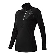 Performance Merino Long Sleeve Half Zip Technical Tops