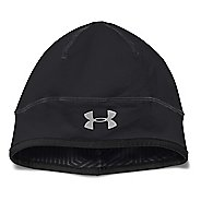 Mens Under Armour Coldgear Infrared Run Beanie Headwear