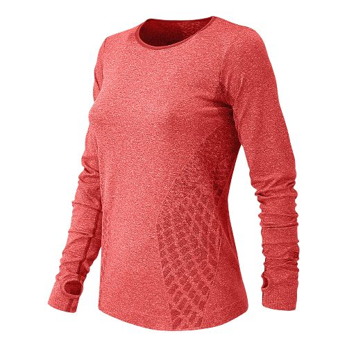 Women's New Balance�M4M Seamless Long Sleeve