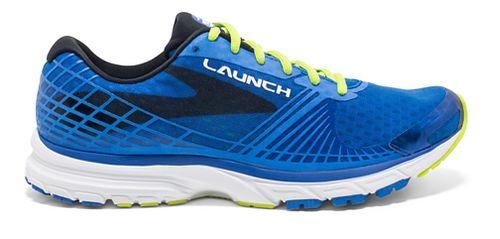 Mens Brooks Launch 3 Running Shoe - Electric Blue 11.5