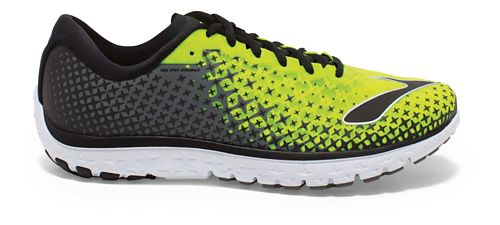 Mens Brooks PureFlow 5 Running Shoe - Nightlife/Castlerock 12.5