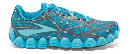 Womens Brooks Neuro Running Shoe - Blue 6.5