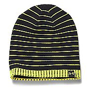 Kids Under Armour Cuff Stripe Beanie Headwear