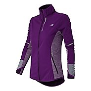 Womens New Balance Windblocker Warm Up Unhooded Jackets
