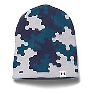 Kids Under Armour 4 in 1 Graphic Beanie Headwear