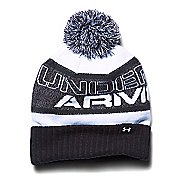 Kids Under Armour Pom Beanie Headwear