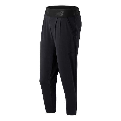 Womens New Balance Soul Pants - Black L