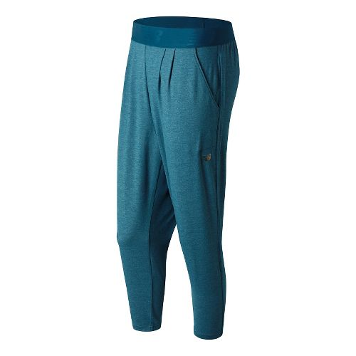 Womens New Balance Soul Pants - Castaway M