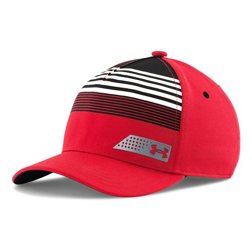Kids Under Armour�Striped Low Crown Cap