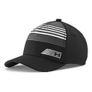 Kids Under Armour Striped Low Crown Cap Headwear