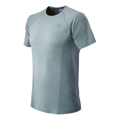 Men's New Balance�M4M Seamless Short Sleeve