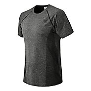 M4M Seamless Short Sleeve Technical Tops