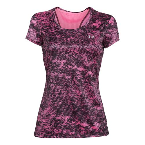 Women's Under Armour�HeatGear Flyweight Printed T
